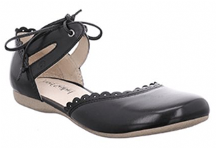 Josef Seibel Fiona 47 Black Womens Shoes